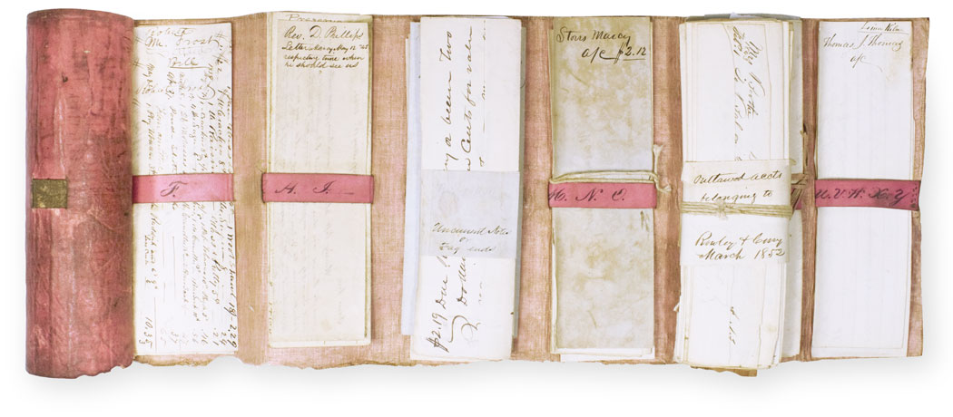 Handwritten Records: 18th & 19th Century Manuscript Journals