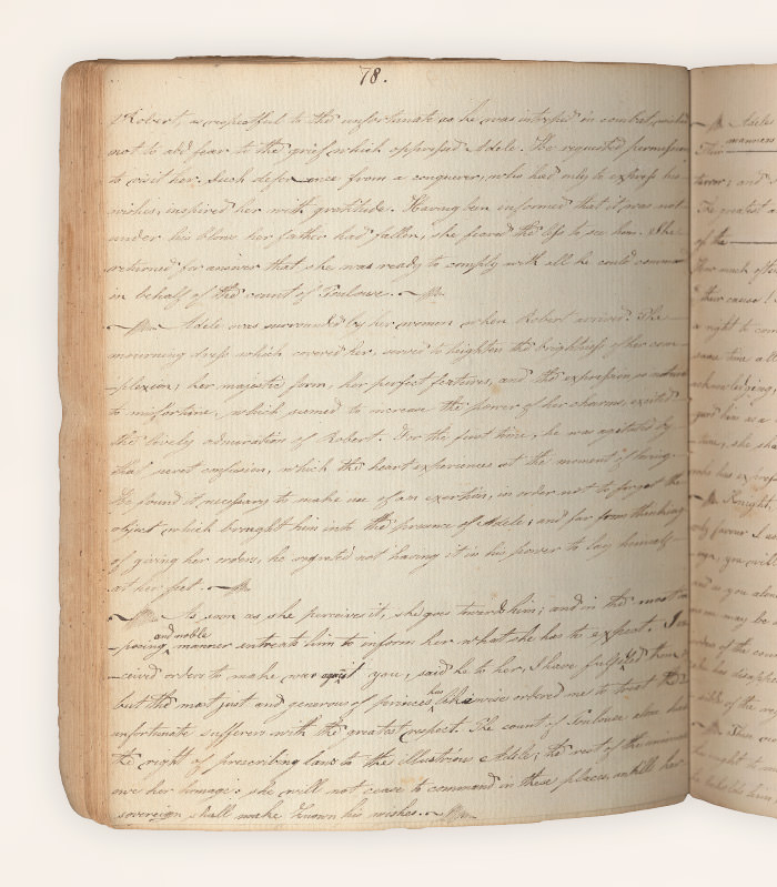 Antique Diaries and Handwritten Journals Online