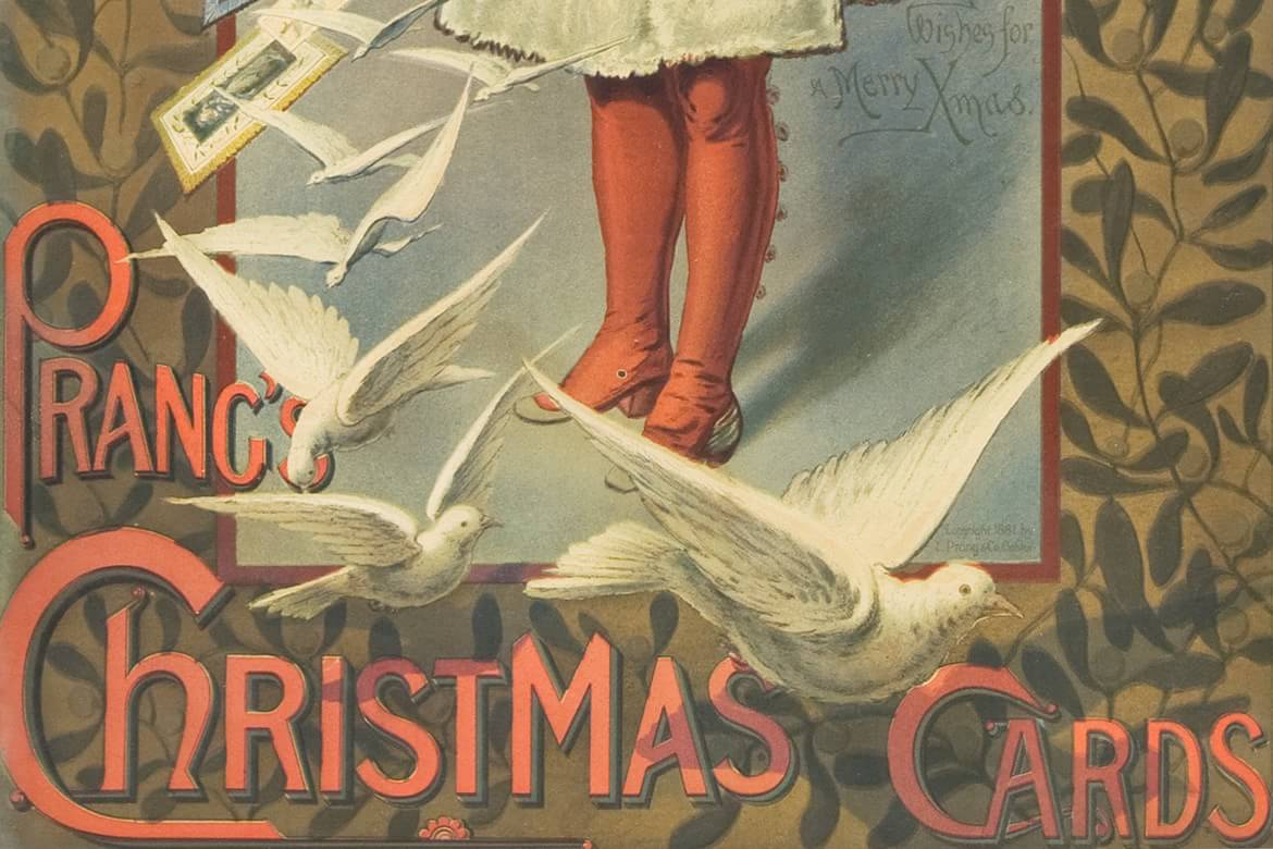 A Christmas Chromolithograph Broadside