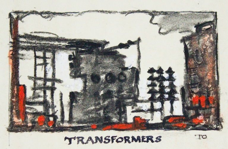 Transformers. TO, Thornton Oakley.