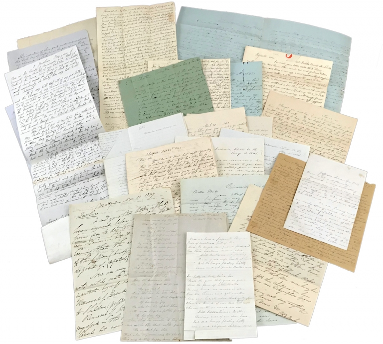 [1834–1903, Letters of Attorney and Judge Harvey Klapp Fowler of Manchester, Vermont, plus Misc. Letters and Manuscripts]. Harvey Klapp Fowler, Jacob Fowler, Ruth Klapp Fowler, Mary Jane Noble, Jesse C. Fowler, 1818–1909?, 1811–1846.