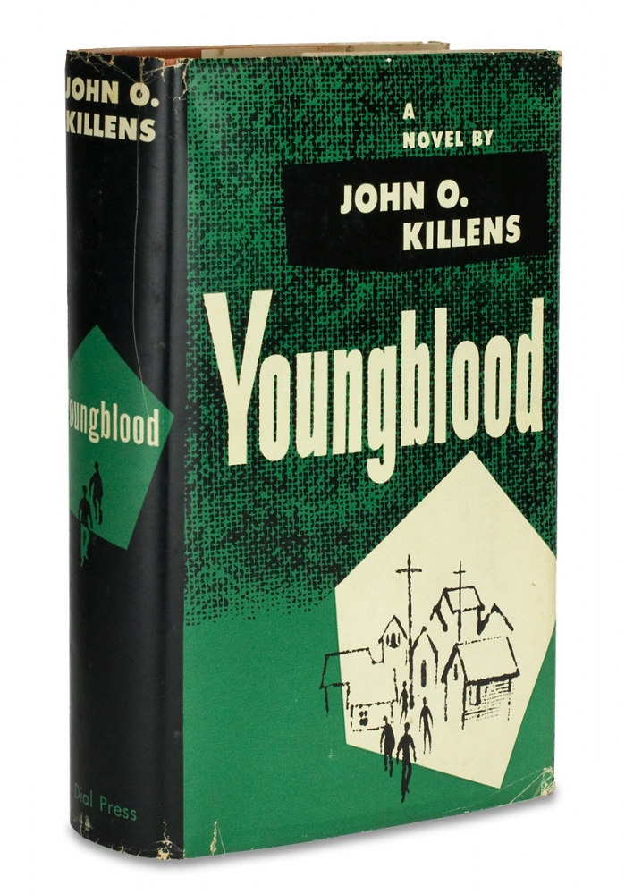 Youngblood. [Inscribed Copy]. John O. Killens, 1916–1987, John Oliver Killens.