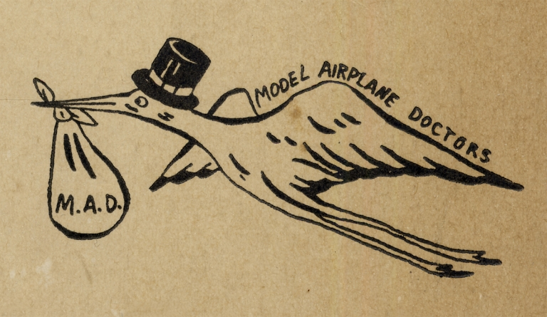 Fourth Annual Model Air Meet A.M.A. Sanctioned ... Sunday June 10, 1956 ... Easton, PA. Unk.