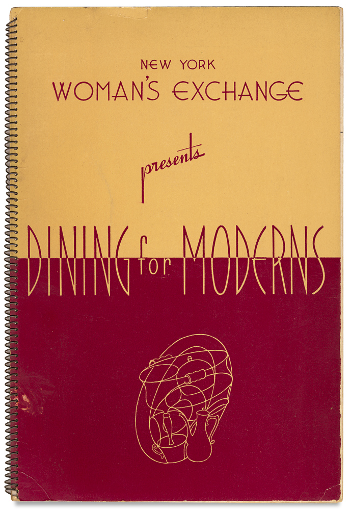 Dining for Moderns with Menus and Recipes—The Why and When of Wining. compiler Mrs. G. Edgar Hackney, wine notes Peter Grieg, Silver Ann R.