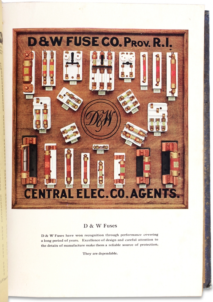 General Catalogue Number 39. Electrical Supplies. Central Electric Company. Central Electric Company.