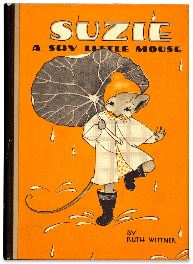 Suzie a Shy Little Mouse. Ruth Wittner, Erma Jane Wittner.