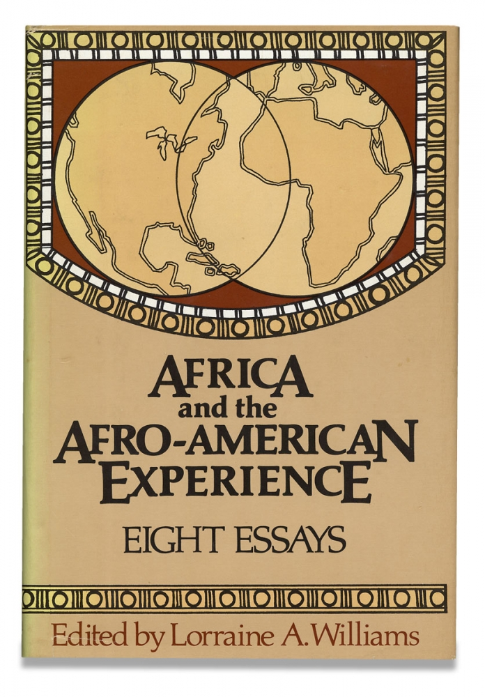 Africa and the Afro-American Experience. Eight Essays. [inscribed and signed]. John Hope Franklin, et. al Benjamin Quarles.