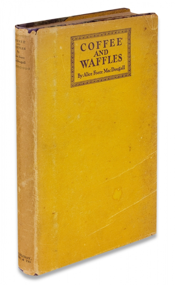 Coffee and Waffles. Alice Foote MacDougall.