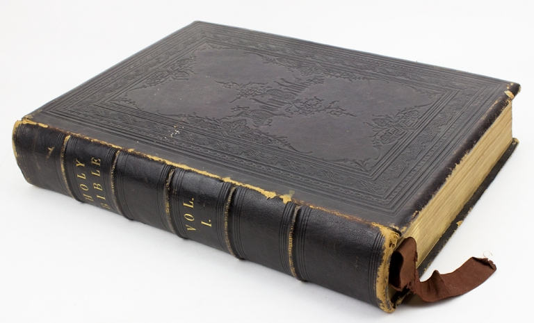The Holy Bible: with a Devotional and Practical Commentary… [Two Vols.]. Robert Jamieson, commentators Edward Henry Bickersteth.