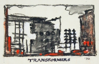 Transformers. TO, Thornton Oakley