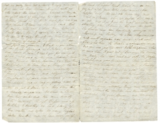 1867 Autograph Letter Signed by Anna Eliot Ticknor, Author, Educator, Founder of America's First Correspondence School.