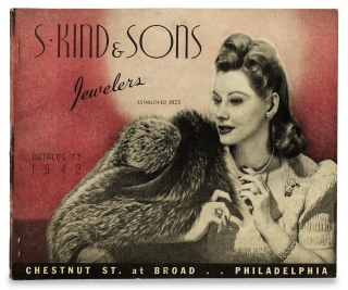 S. Kind & Sons Jewelers ... Catalog 1942 ... Philadelphia.
