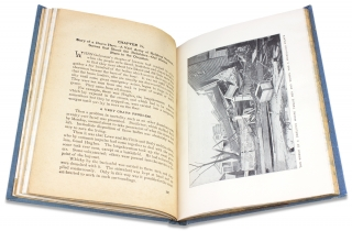 [Publisher's Salesman's Dummy] The Great Galveston Disaster Containing a Full and Thrilling Account of the Most Appalling Calamity of Modern Times including Vivid Descriptions of the Hurricane and Terrible Rush of Waters ....