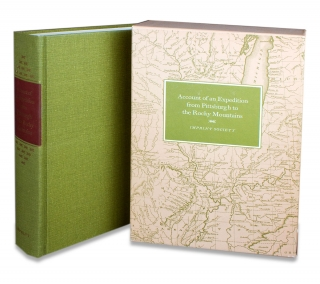 Account of an Expedition from Pittsburgh to the Rocky Mountains under the Command of Major...