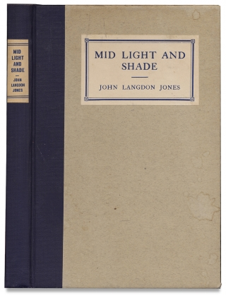Mid Light and Shade. John Langdon Jones