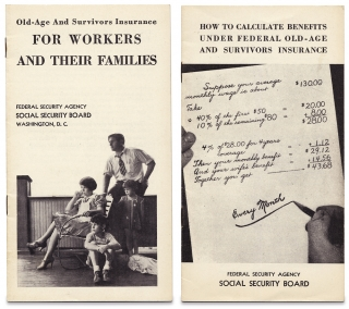 [1939–1940 Social Security Pamphlet Collection].