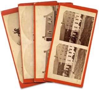 [Four Richmond, Virginia Stereoview Photographs]. Anderson Gallery Cook, 1827–1905, David H. Anderson.