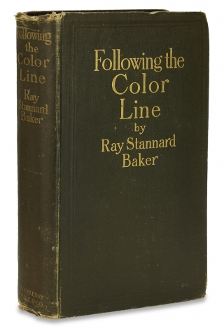 Dual Provenance:] Following the Color Line. An Account of Negro Citizenship in the American...