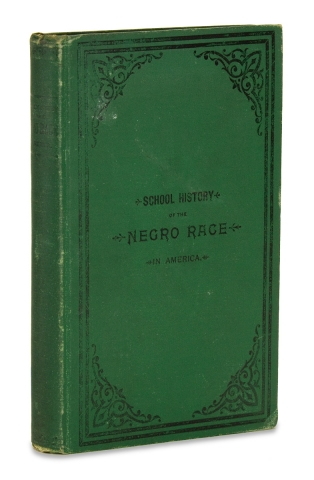 A School History of the Negro Race in America from 1619 to 1890, with a Short Introduction as to the Origin of the Race; also a Short Sketch of Liberia. LL B. Edward A. Johnson, 1860–1944, Edward Austin Johnson.