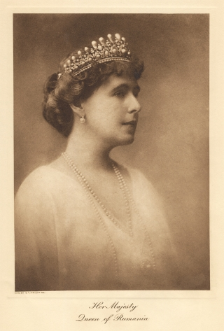 Commemorating the Visit of Her Majesty Queen Marie of Rumania to the Sesqui-Centennial International Exposition Philadelphia, U.S.A. October 21, 1926 [program caption title].