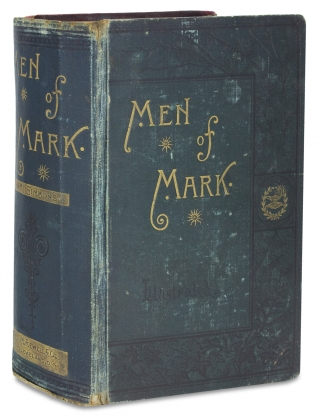 Men of Mark: Eminent, Progressive and Rising. D. D. William J. Simmons, 1849–1890, William...