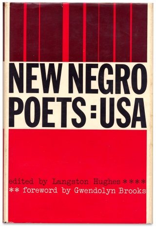 New Negro Poets. [Edited by Langston Hughes; Signed by Helen Morgan Brooks]. LeRoi Jones Julian Bond