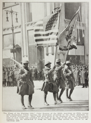 Scott's Official History of The American Negro in the World War.