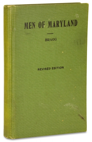Men of Maryland. Reverend George F. Bragg Jr