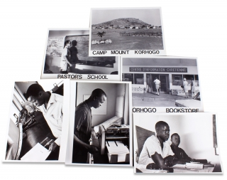 [1960s–1970s Archive of Missionary Linguistic activities in Côte d'Ivoire, i.e., The Ivory Coast].