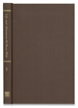 Narrative of the Life and Adventures of Henry Bibb, an American Slave. Written by Himself....