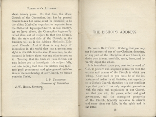 The Doctrines and Discipline of the African Methodist Episcopal Zion Church, with an Appendix. Revised by the General Conference, St. Louis, Mo., 1904.