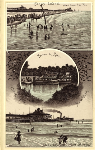[Adirondack Mountains:] Renowned Places in the United States. [cover title].