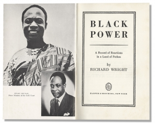 Black Power, A Record of Reactions in a Land of Pathos.