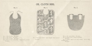 Eclipse Bibs. Established 1876. J.H. White & Co., Bib and Bag Makers. North East, Maryland. [cover title]